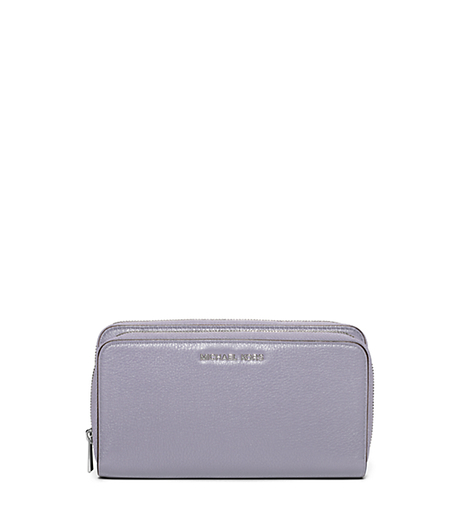Adele Leather Wallet - LILAC - 32H5SAFZ1L
