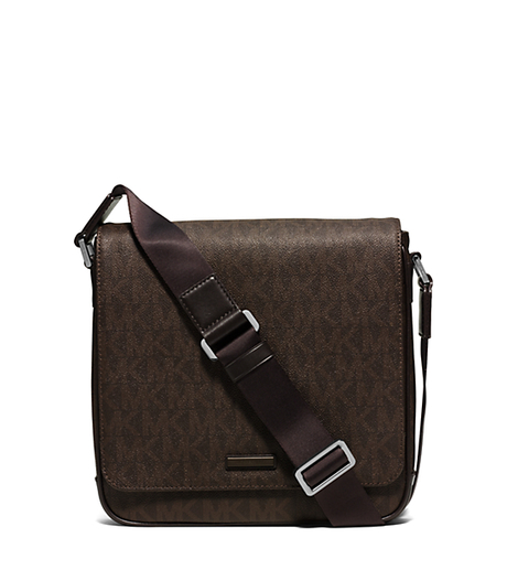 MD FLAP MESSENGER - BROWN - 33S6MMNM6B