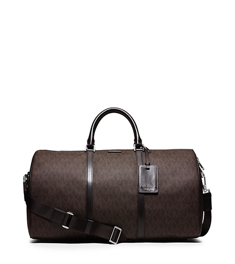 Jet Set Travel Large Duffel - BROWN - 33S6MTVU3B