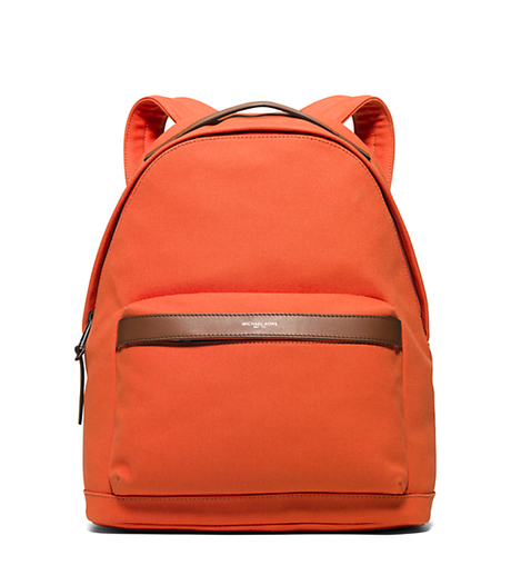 Grant Bonded-Canvas Backpack - POPPY - 33S6SGRB2C