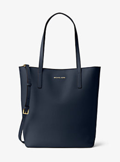 Emry Large Leather Tote - ADMIRAL - 30F6GE4T7L
