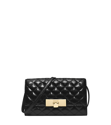Avery Quilted-Leather Clutch -  - 30H4GZIC3L