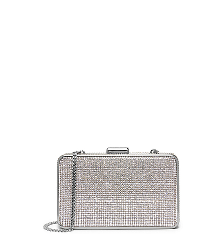 Elsie Crystal-Embellished Box Clutch -  - 30H4SBXC1U