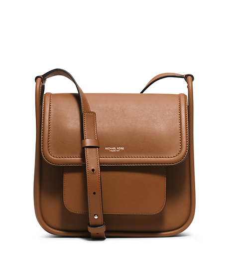 Tenby Leather Crossbody - LUGGAGE - 31H5PTEM2L