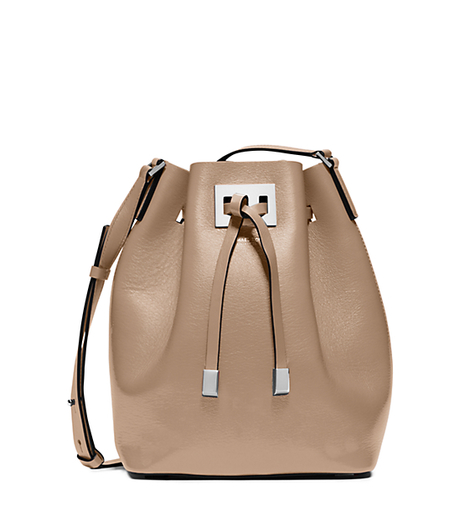 Miranda Medium Leather Crossbody - DUNE - 31T5PMDM2L