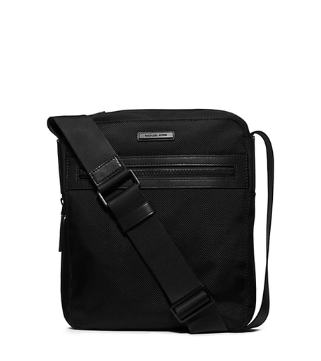 Parker Medium Nylon Flight Bag - BLACK - 33F5TPKM2C