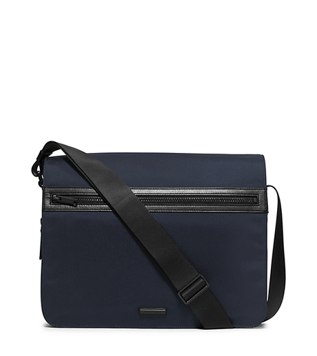 Parker Large Nylon Messenger - NAVY - 33F5TPKM7C