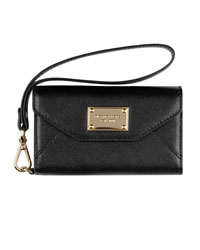 MICHAEL Michael Kors Exclusive iPhone 5 Clutch Case - BLACK - 8275B9