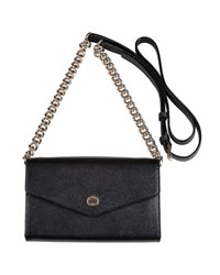 MICHAEL Michael Kors iPhone® 3G/3GS, 4/4S, & 5 Crossbody Bag - BLACK - 8374B9