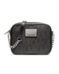MICHAEL Michael Kors Jet Set Crossbody - BLACK - 32F2SJSC1B