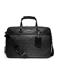 Michael Kors Men's Jet Set Travel Carry-On - BLACK - 33S4MTVV2B