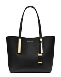 Michael Kors Medium Jaryn Tote - BLACK - 31T4GJYT4L