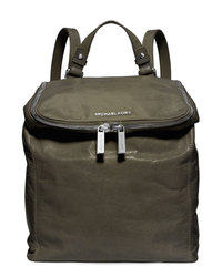 MICHAEL Michael Kors Medium Lisbeth Backpack - DK OLIVE - 30F4SLBB2L