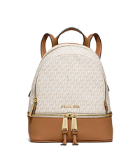Rhea Small Backpack - VANILLA/ACORN - 30S6GEZB1V