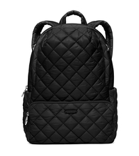 Roberts Medium Quilted-Nylon Backpack - BLACK - 30S6SRJB8C