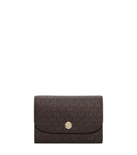 Juliana Medium Wallet - BROWN - 32S6GJRE8B