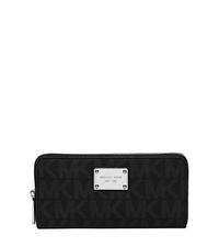 Jet Set Logo Wallet - ONE COLOR - 32F2SJSZ3B