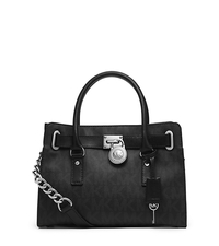 Hamilton Logo Satchel - ONE COLOR - 30H2SHMS3B