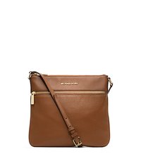 Bedford Leather Crossbody - LUGGAGE - 32H2MBFC2L