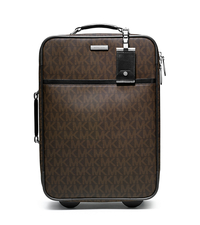 Jet Set Travel Logo Trolley Suitcase - ONE COLOR - 33S3MMNV4B