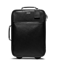Jet Set Travel Saffiano Leather Trolley - ONE COLOR - 33S3MMNV4L