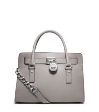 Hamilton Saffiano Leather Satchel - ONE COLOR - 30S3SHMS3L