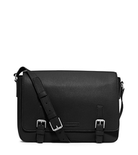 Bryant Pebbled-Leather Messenger - ONE COLOR - 33S4SYTM3L