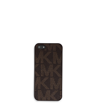 Logo Phone Case - BROWN - 39S4MELZ1V