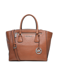 Sophie Large Leather Tote - CEDAR - 30S4SOHS3L