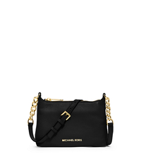 Bedford Leather Crossbody - BLACK - 32S4GBFC1L