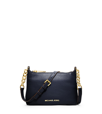 Bedford Leather Crossbody - NAVY - 32S4GBFC1L