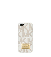 Logo Phone Case for iPhone 5 - VANILLA - 32S4GELL1B