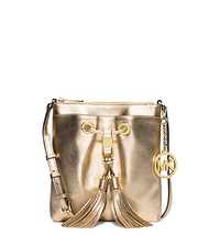 Camden Metallic Leather Crossbody - ONE COLOR - 32S4MMDC8M