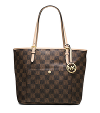 Jet Set Checkerboard Large Tote - ONE COLOR - 30T4GTTT7I