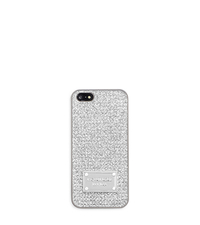 Pavé Phone Case for iPhone 5 - CRYSTAL - 32F4SELL1P