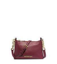 Bedford Leather Crossbody - CLARET - 32S4GBFC1L