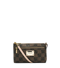Jet Set Logo Checkerboard Wristlet - ONE COLOR - 32T4GTTW3I