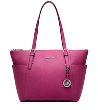 Jet Set Top-Zip Saffiano Leather Tote - ONE COLOR - 30F2STTT8L
