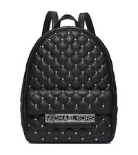 Kim Studded Leather Medium Backpack - ONE COLOR - 30F4TKMB6L