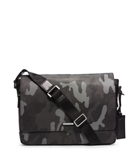 Jet Set Men's Camouflage Messenger Bag - ONE COLOR - 33F3TMNM3R