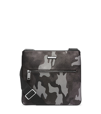 Jet Set Men's Camouflage Small Crossbody - GREY - 33F4MMNC1R