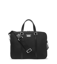 Windsor Slim Briefcase - BLACK - 33F4SWDA2C
