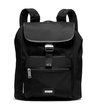 Windsor Nylon Backpack - ONE COLOR - 33F4SWDB2C