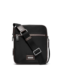 Windsor Nylon Crossbody Bag - BLACK - 33F4SWDM1C