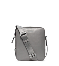 Warren Small Leather Crossbody - ASH - 33S4MWRM1L