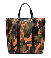 Jet Set Men's Camouflage Large Tote - ONE COLOR - 33S4TMNT3R