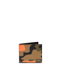 Jet Set Men's Camouflage Billfold - POPPY - 39F3TMNF1R