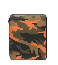Jet Set Travel Camouflage Tablet Case - POPPY - 39F3TMNL3R