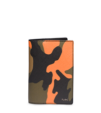Jet Set Men's Camouflage Passport Wallet - ONE COLOR - 39S4TMNV2R
