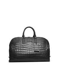Crocodile Duffel - ONE COLOR - 33F4SMEU3K